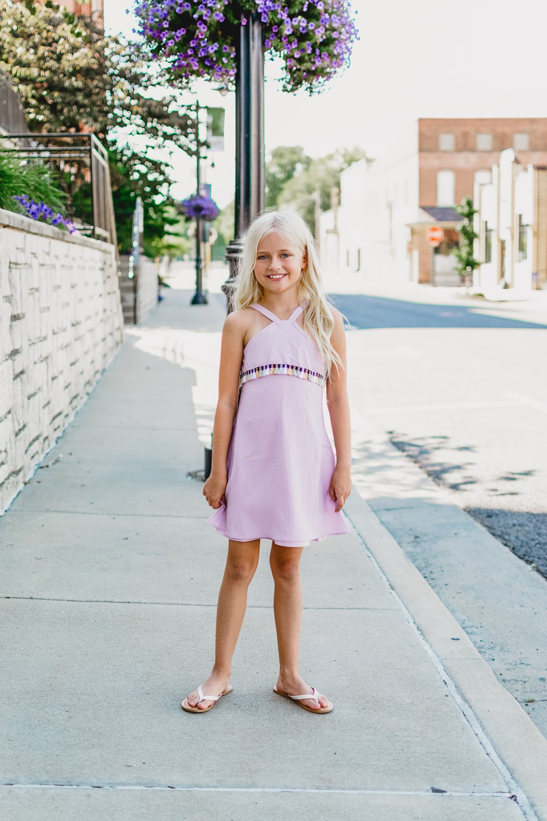 So Many Cute Girls Dresses with Pippa & Julie - dress little girl outfit idea summer tulle rainbow chiffon beautiful beach blonde