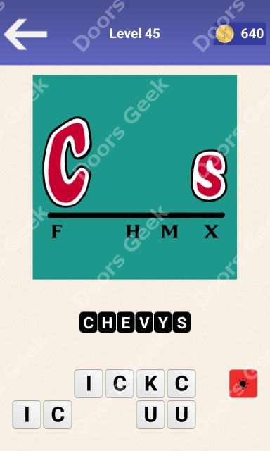 Guess the Restaurant Level 45 Answer ~ Doors Geek