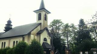 Kościół w Polańczykui
