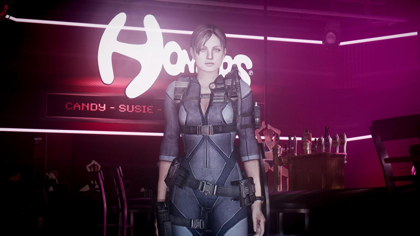 Jill Valentine - GTA5-Mods.com