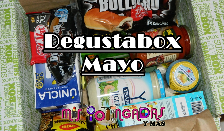 Degustabox | Mayo 16 | Colaboraci�n