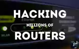 Cara Hack Router Wi-Fi Paling Mudah