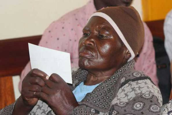 Kenyan grandmother, 75, seeks end to her 55-year marriage, claiming husband denied her conjugal rights