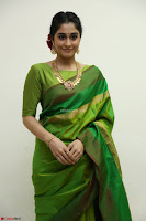 Regina Caasandra Looks Absolutely Gorgeous in Green Saree Choli At Sankarabharanam Awards 2017 ~  Exclusive 030.JPG