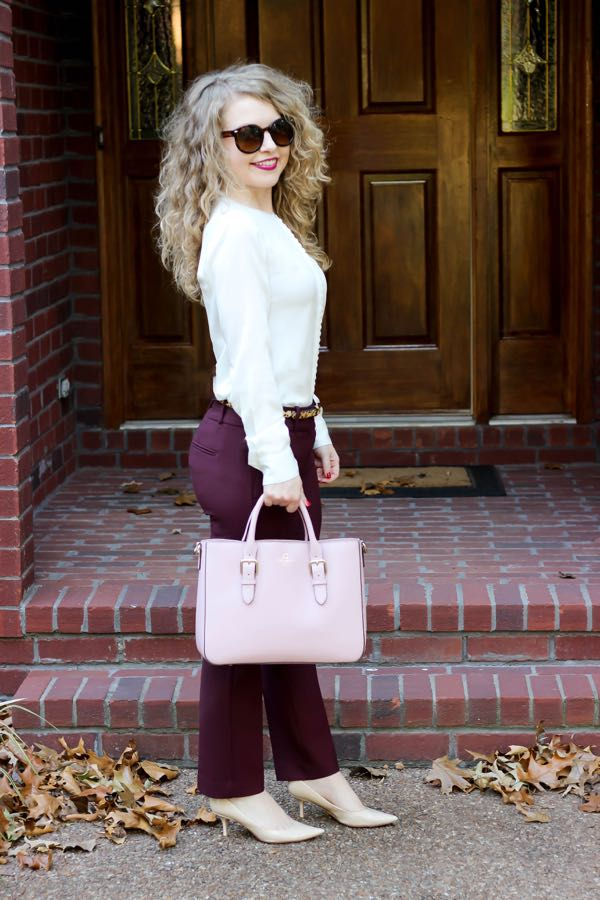 Ann Taylor Kate Everyday Ankle Pants, Lawyer Lookbook