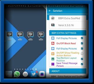 Download BBM Multi Clone (BBM1 + BBM2 + BBM3 + BBM4) Versi 3.3.1.24 APK