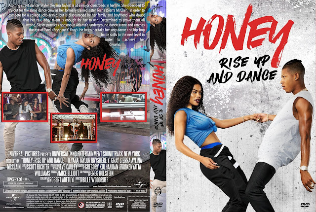 Honey: Rise Up And Dance DVD Cover