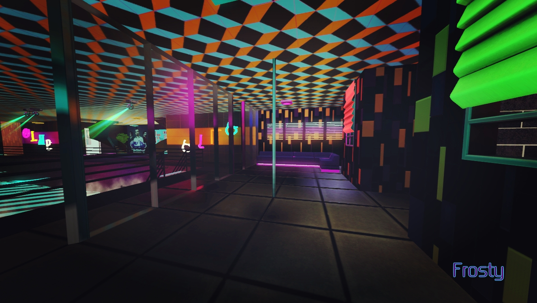 My Sims 3 Blog Amazon Nightclub By Frostyfrozen