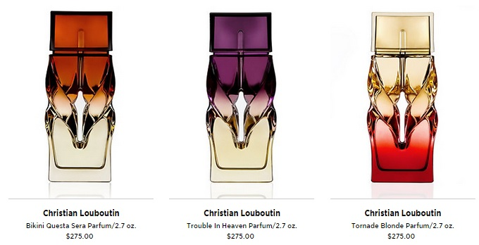 Christian Louboutin Fragrance Collection at Saks