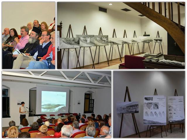 Γιάννενα: Παρουσιάστηκε στο Νησί η βραβευμένη αρχιτεκτονική ιδέα της Άννας Βασιλείου