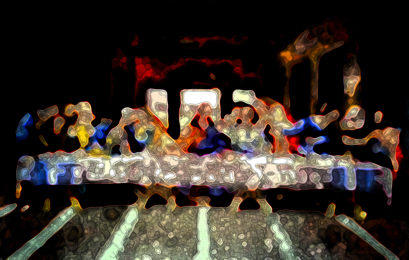 kwaaknijd, last supper xi, 2015
