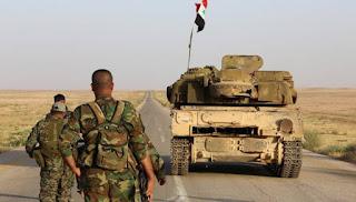 Rezim Syiah Asad Kerahkan Pasukan di Perbatasan Irak dan Yordania