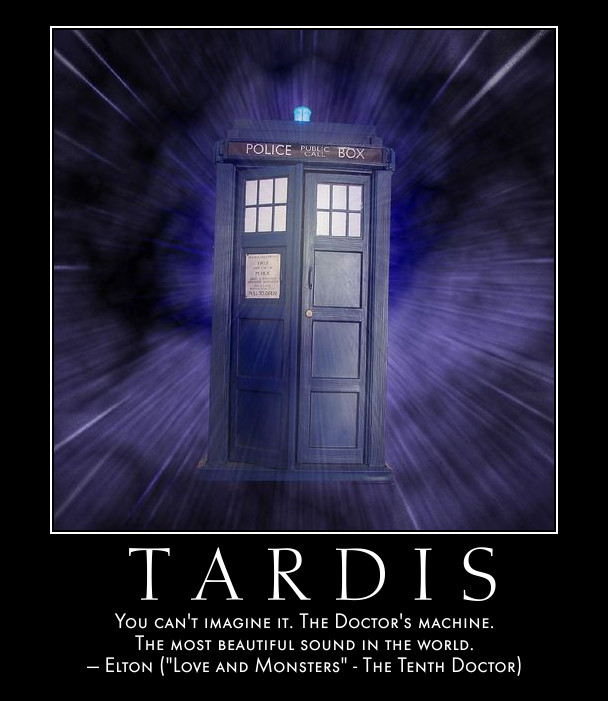 Doctor Who Quotes: Quote: The most beautiful sound in the world.