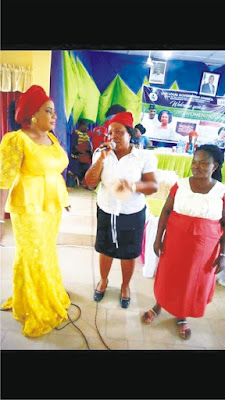 Sylvia Ekong partners FEYReP to change sad stories of 100 Uyo Women