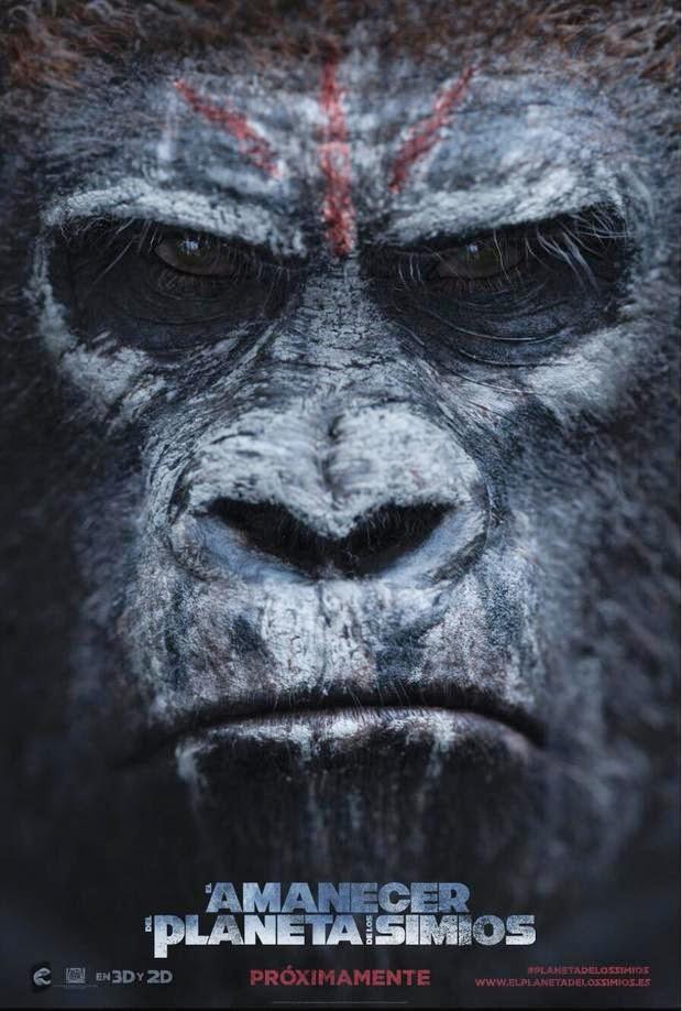 El amanecer del planeta de los simios (Dawn of the Planet of the Apes)