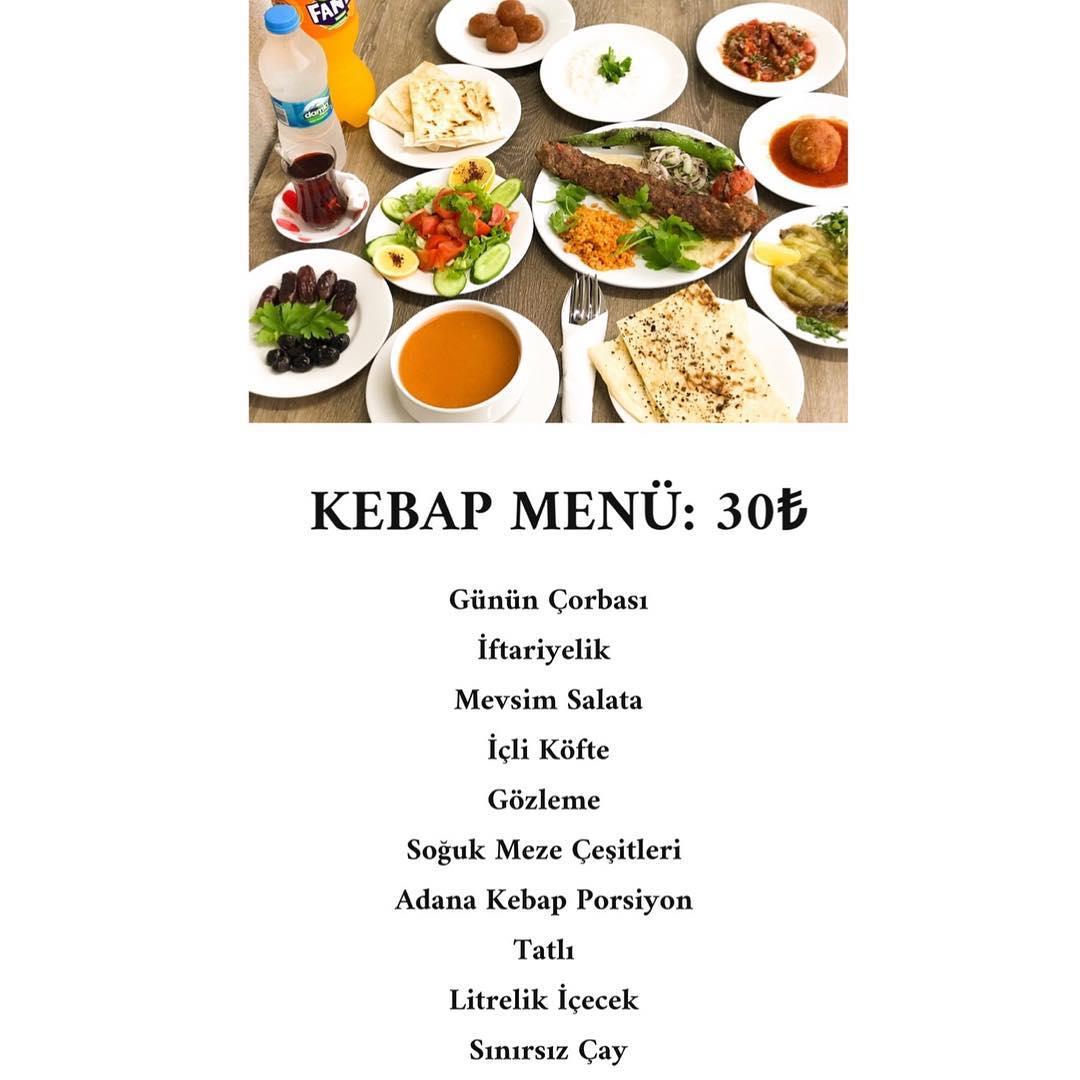 dürüm güncellemesi sakarya serdivan iftar yapılacak yerler serdivan iftar menüsü