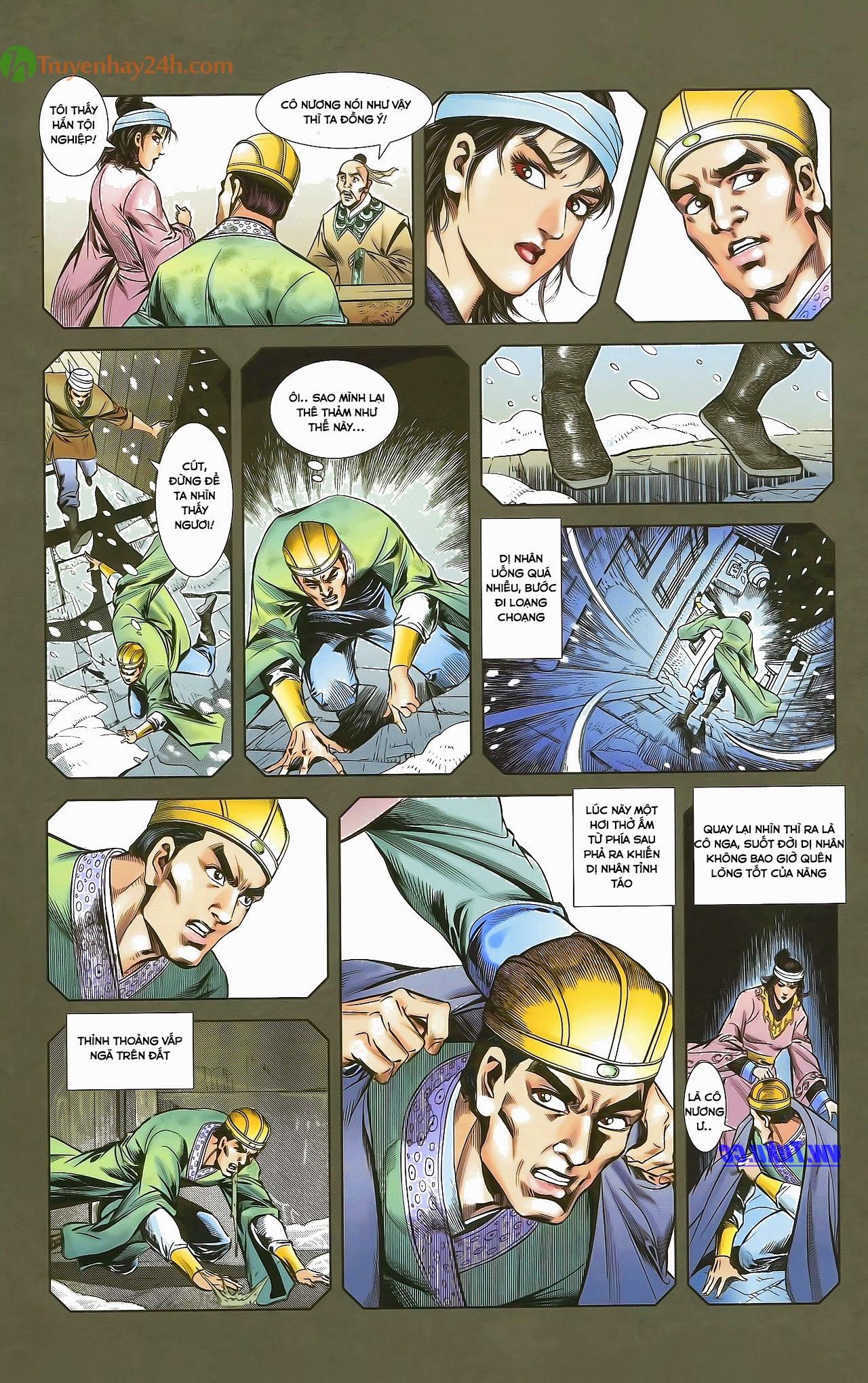 Tần Vương Doanh Chính chapter 29.1 trang 13