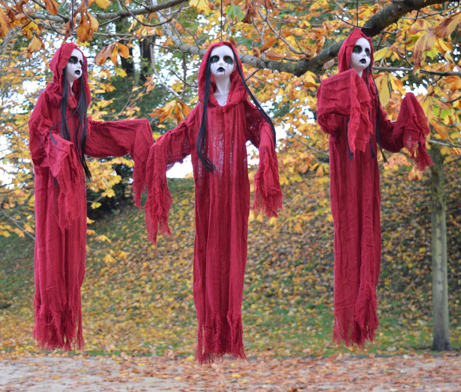 What's on in the North East - Halloween 2016 - The Dark Garden at Alnwick Garden