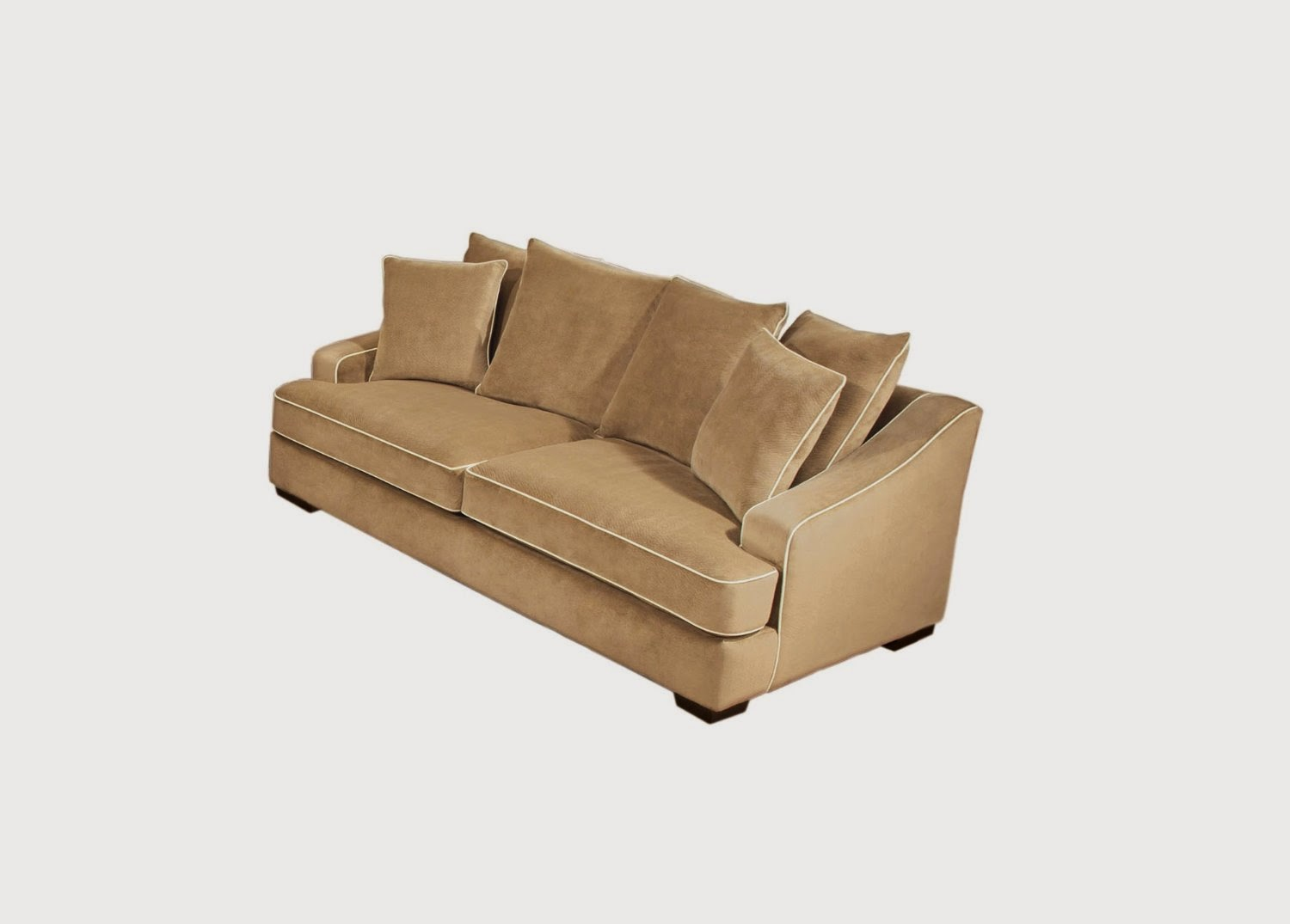 Curved Sofa Couch For Sale: Sofa Curved Front