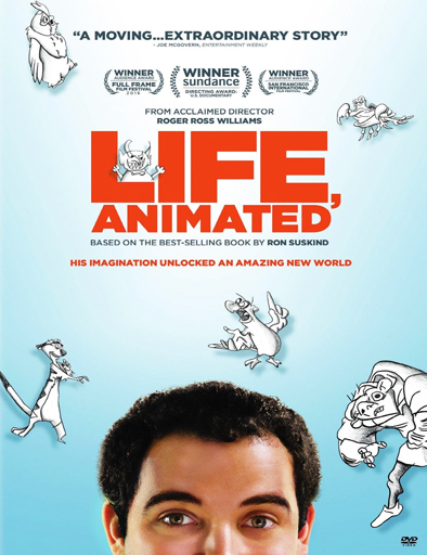 Ver Life, Animated (2016) Online