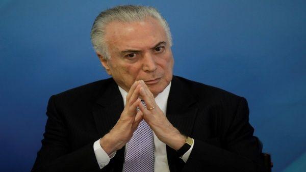 Temer avanza en privatización de 57 servicios brasileños