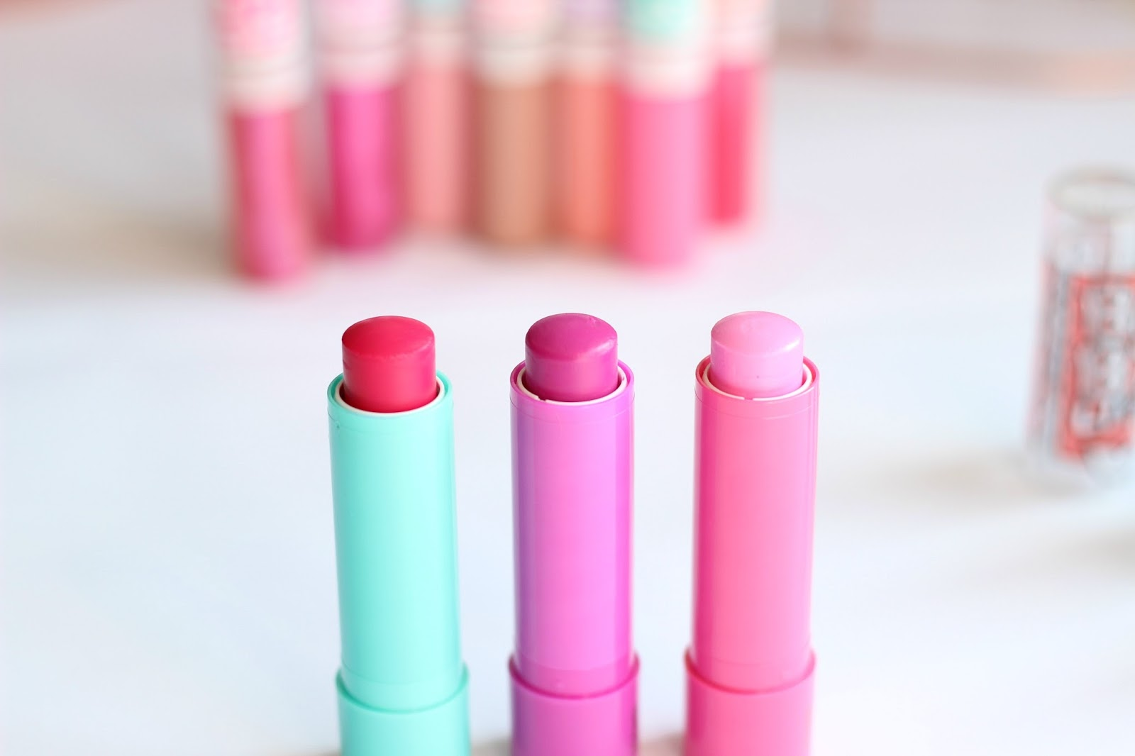 A picture of new Maybelline Baby Lips Pop Art Limited Edition Collection