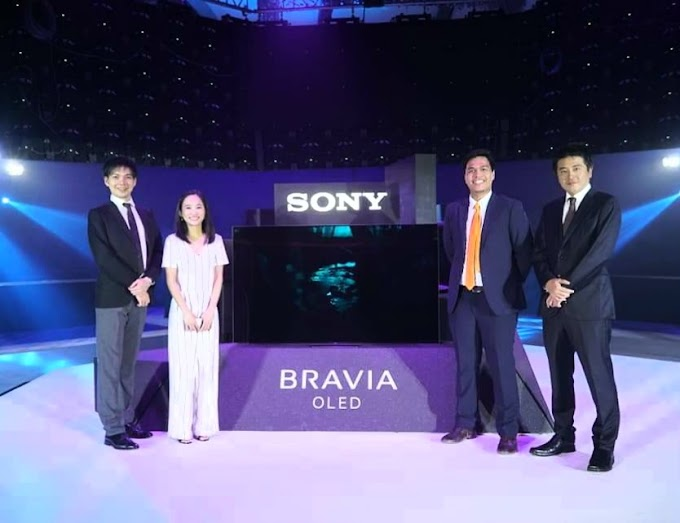 SONY launches Sony Bravia OLED A8F series and Sony Bravia LED Televisions