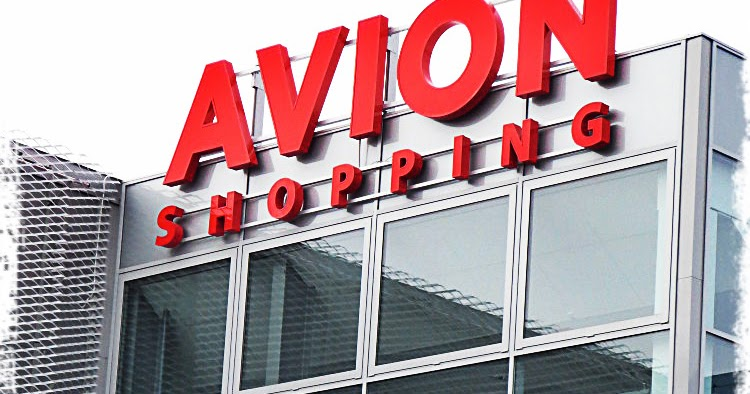 avion shopping butiker