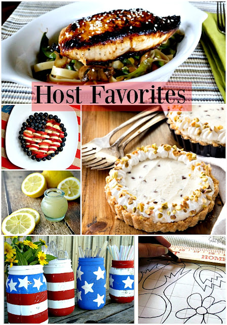 Host Favorites featured on Foodie Friends Friday Linky Party from Walking on Sunshine Recipes.