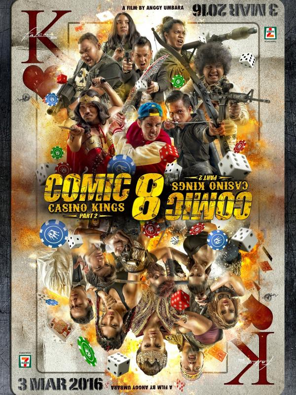COMIC 8: CASINO KINGS PART 2