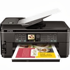 Replace your monochrome Light Amplification by Stimulated Emission of Radiation printer amongst the WorkForce WF Download Driver Epson WorkForce WF-M1030