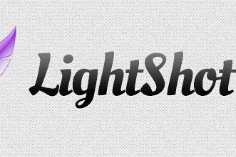 One of the best free screenshot capture software on Windows - Lightshot