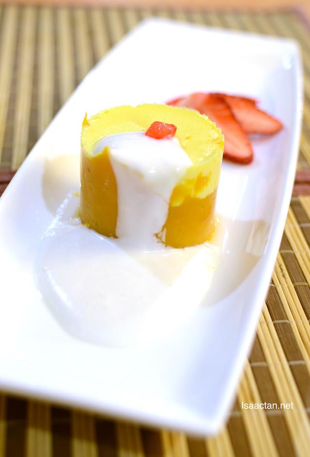 Sangkaya Phek (Yam Egg Custard) - RM15