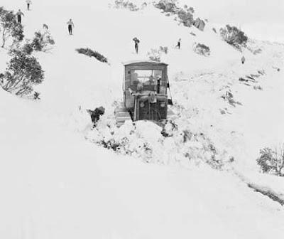 Australian alpine oversnow equipment