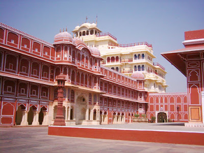 Pink City Jaipur Rajasthan