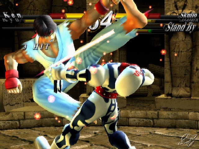 Street Fighter EX3 PS2 ISO – isoroms com