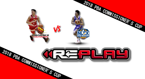 Video Playlist: Phoenix vs NLEX game replay May 11, 2018 PBA Commissioner's Cup