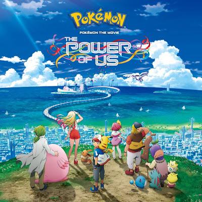 La Pelicula  de Pokemon El poder de todos Español latino por Mega