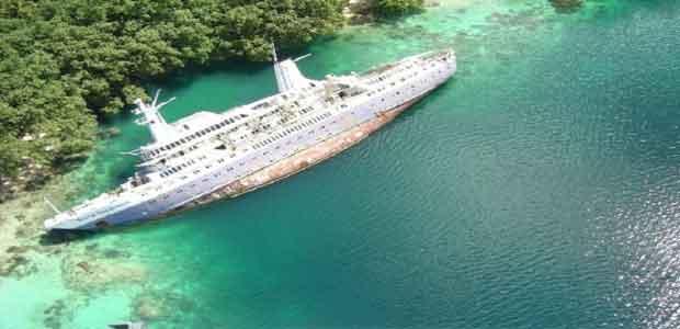 Tempat Wisata Khusus untuk Turis bernyali