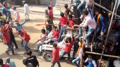 How Bihar Riots Done