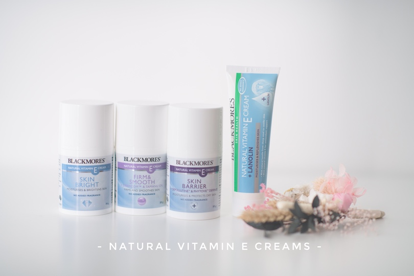 BLACKMORES Natural Vitamin E Creams | Chanwon com | Travel & Beauty