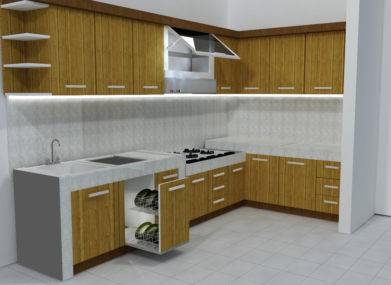 Tips to Designing Kitchen Set