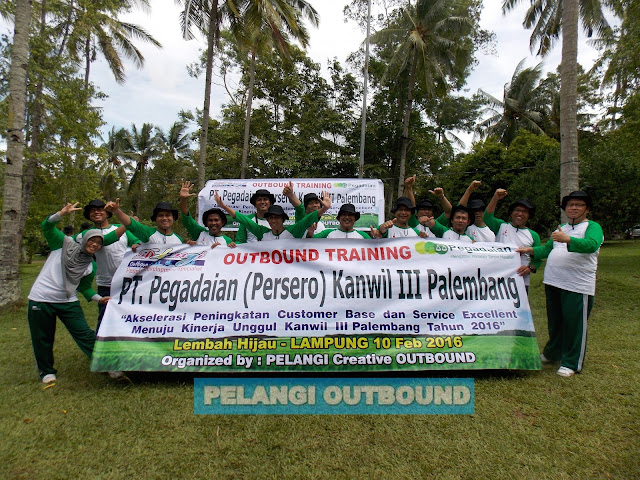 OUTBOUND DI PALEMBANG