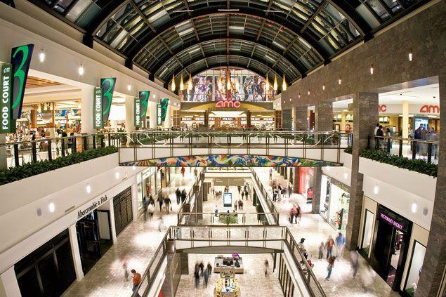 Fazer compras em Washington