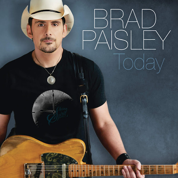 Brad Paisley - Today - Single Cover