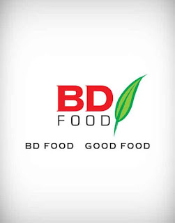 bd foods ltd, bd foods ltd vector logo, vector, logo, food, insustries