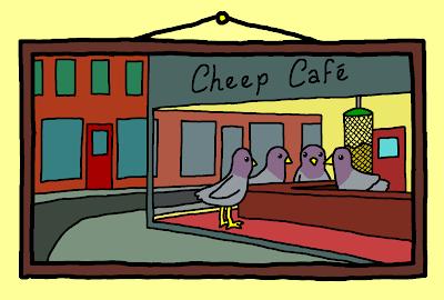 Cheep café