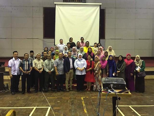 Seminar Pemantapan PdPc Abad 21 di Papar, Sabah