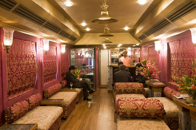 Royal Rajasthan on Wheels Facilities