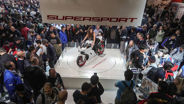 EICMA 2016 Ducati SuperSport